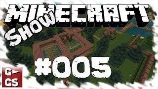Die Minecraft Show #005 Unterwasserpark deutsch HD Let's Show mit Gadarol und Lucas