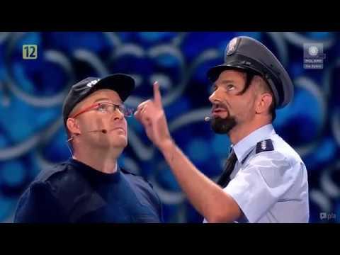 Kabaret na Żywo 3 - Kabaret młodych panów i goście - Komisariat