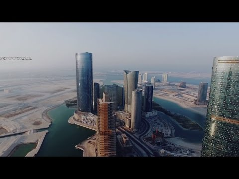 What's next for Al Reem Island in Abu Dhabi?