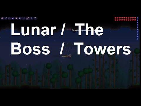 Terraria soundtrack Lunar boss (The Towers) 1 Hour