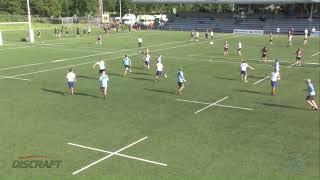 2019 Windmill - 1730 Open Round 7 Field 1 - Condors vs Czech Republic
