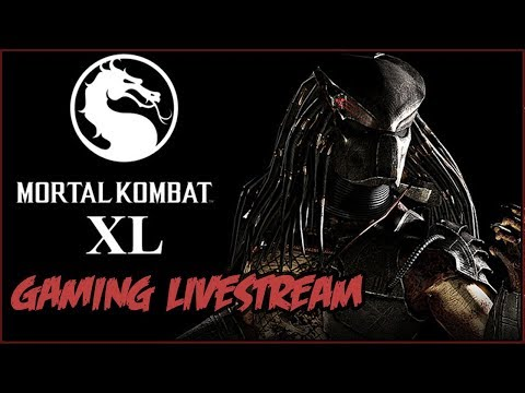 MORTAL KOMBAT X Gaming Livestream #1