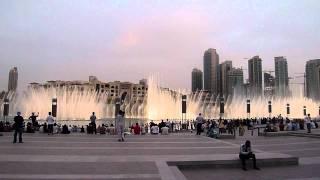 Dubai 2011 - Dubai Fountain - Mehad Hamed - Sama Dubai