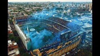 DESDE LA TRIBUNA / Superclasico Final Libertadores 2018