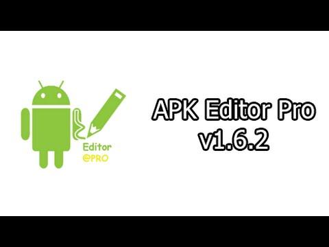 Download APK Editor Pro [v1.6.2]