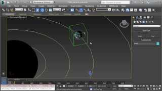 Solar System: 3dsMax Technical Video Overview