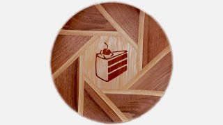 """Woodturning - """"The cake is a lie !"""""""