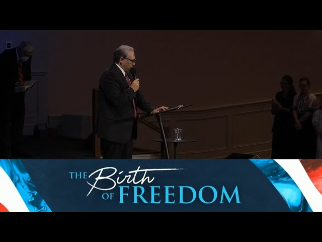 07/05/2020 - The Birth of Freedom - Pastor David Myers