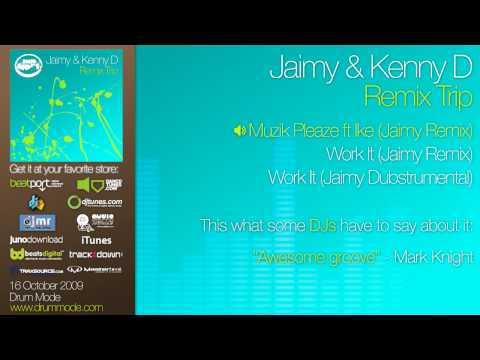 Jaimy & Kenny D - Remix Trip [Drum Mode]