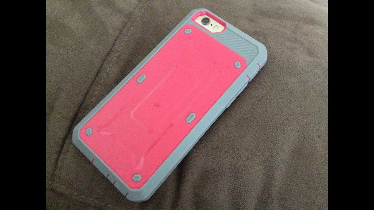 iPhone 6 SUPCASE Unicorn Beetle Pro