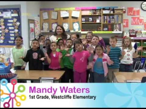 Mandy Waters, Westcliffe Elementary School
