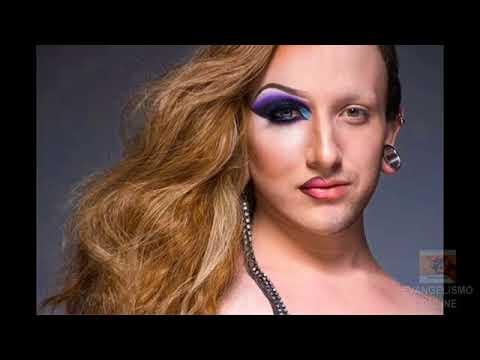 Ex transexual foi arrebatado ao Inferno - Testemunho de conversao Forte