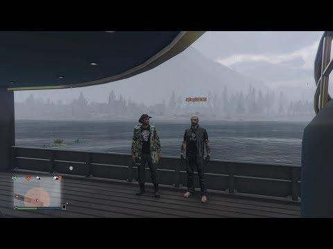 PALETO BAY BERMUDA TRIANGLE LOCATION IN GTA 5 ONLINE