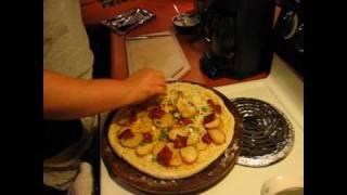 Loaded Baked Potato Pizza.wmv