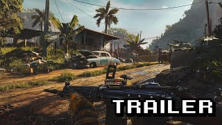 Game TV Schweiz - Far Cry 6 Official Trailer German
