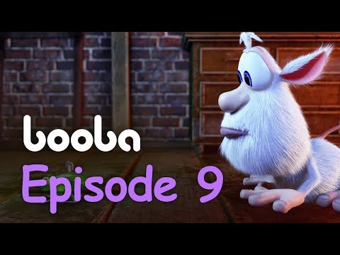 Booba - Attic Episode 9 - Funny cartoons for kids буба KEDOO Animations 4 Kids