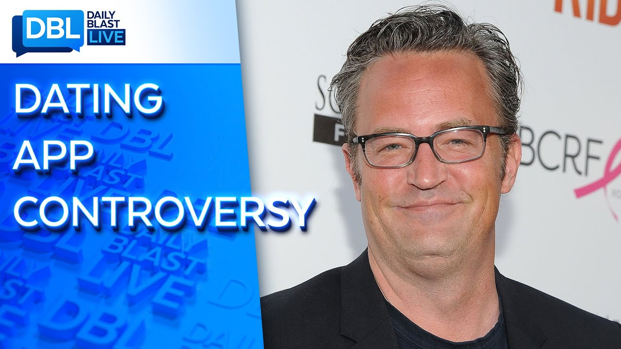 Matthew Perry and Ben Affleck being 'creepy' on dating app, say ...