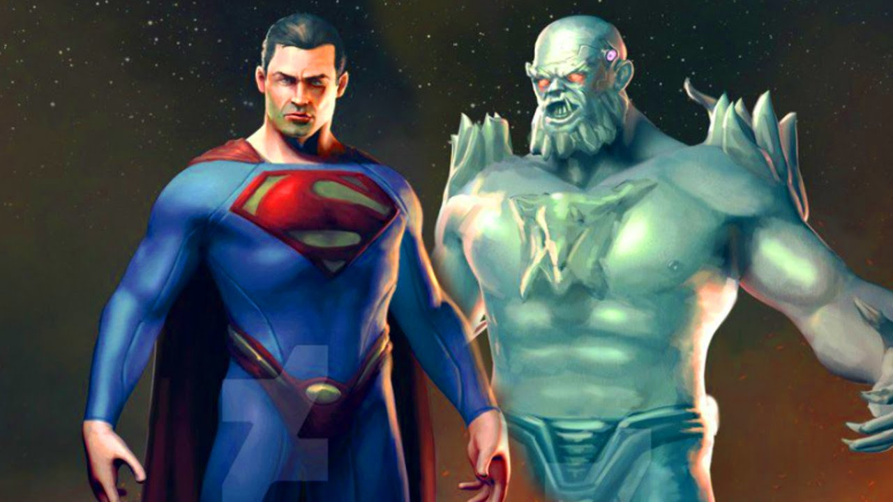 Game Supermen