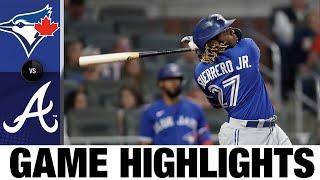Blue Jays vs. Brąves Game Highlights (5/11/21) | MLB Highlights
