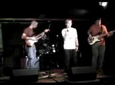 Scar Tissue (RHCP) performed by my band...