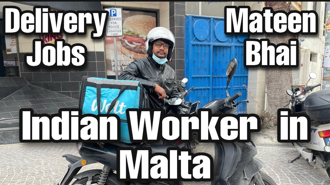 LIFE OF A WORKER IN MALTA - HINDI