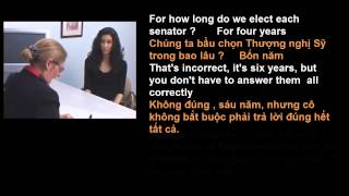Repeat youtube video US CITIZENSHIP INTERVIEW English and Vietnamese