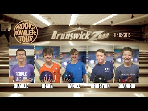 Prodigy Bowlers Tour - 11-12-2016