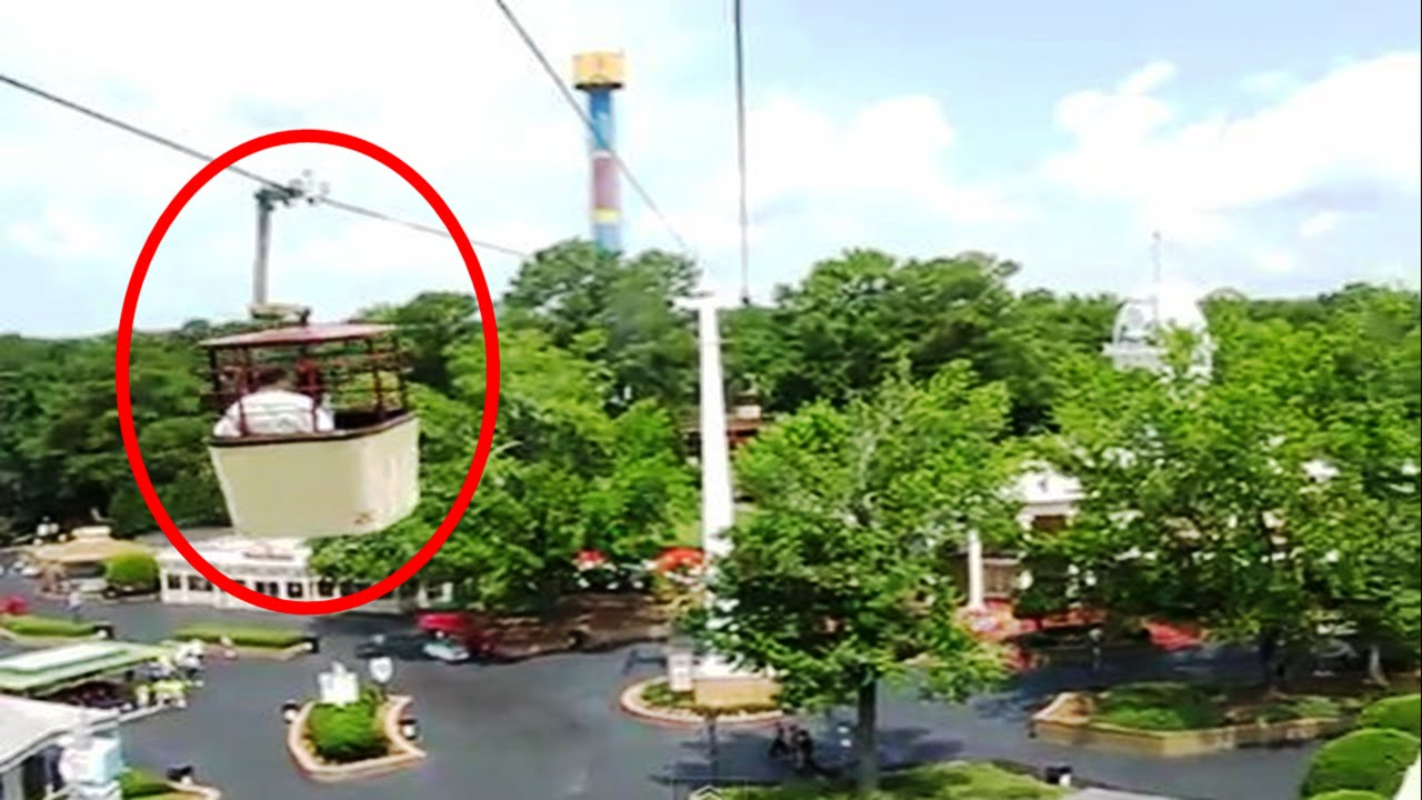 10 Horrific Six Flags Accidents Everyone Wants to Forget