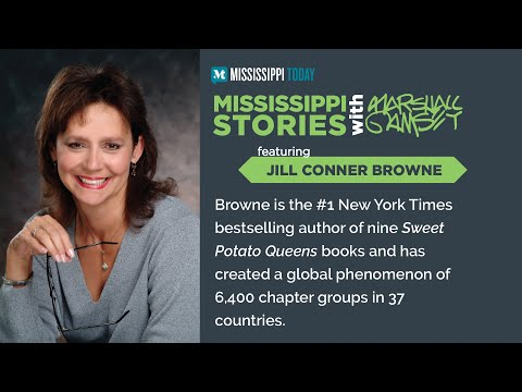 Mississippi Stories: Sweet Potato Queens author Jill Conner Browne