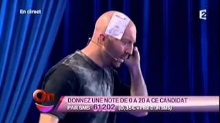Sacha Judaszko [27] avec Tsamere Un gagnant au Loto qui ne va pas chercher ses gains #ONDAR