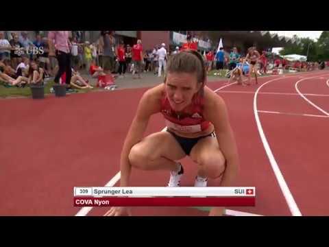 heißes Produkt Herbst Schuhe Farben und auffällig UBS SM Zofingen 2018: 400m Hürden Frauen Finale | Athletics ...