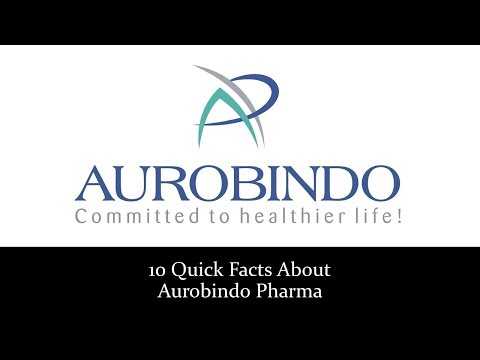 10 Quick Facts About Aurobindo Pharma