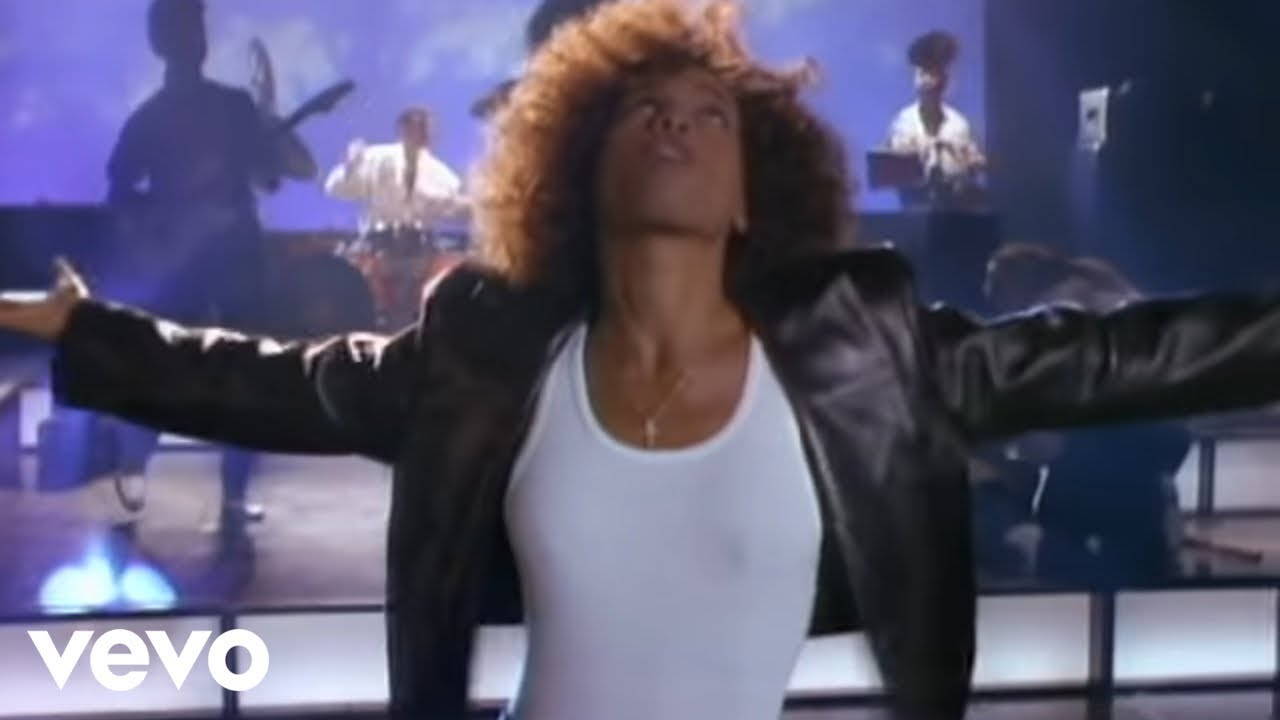 Whitney Houston  So Emotional Official Video