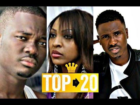 Top 20 des meilleures vidéoclips - Senegal (2012-2016)