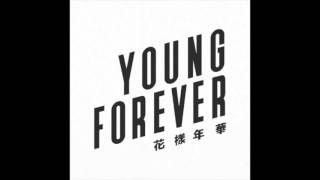 bts young forever instrumental with bg vocals