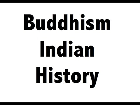 Buddhism - Indian History lesson in Hindi - (CGL,SSC CHSL,CL
