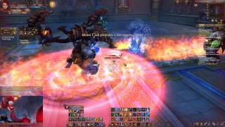 Perfect World - New Instance Heavenfall Temple: Wizard Gameplay | Heretic