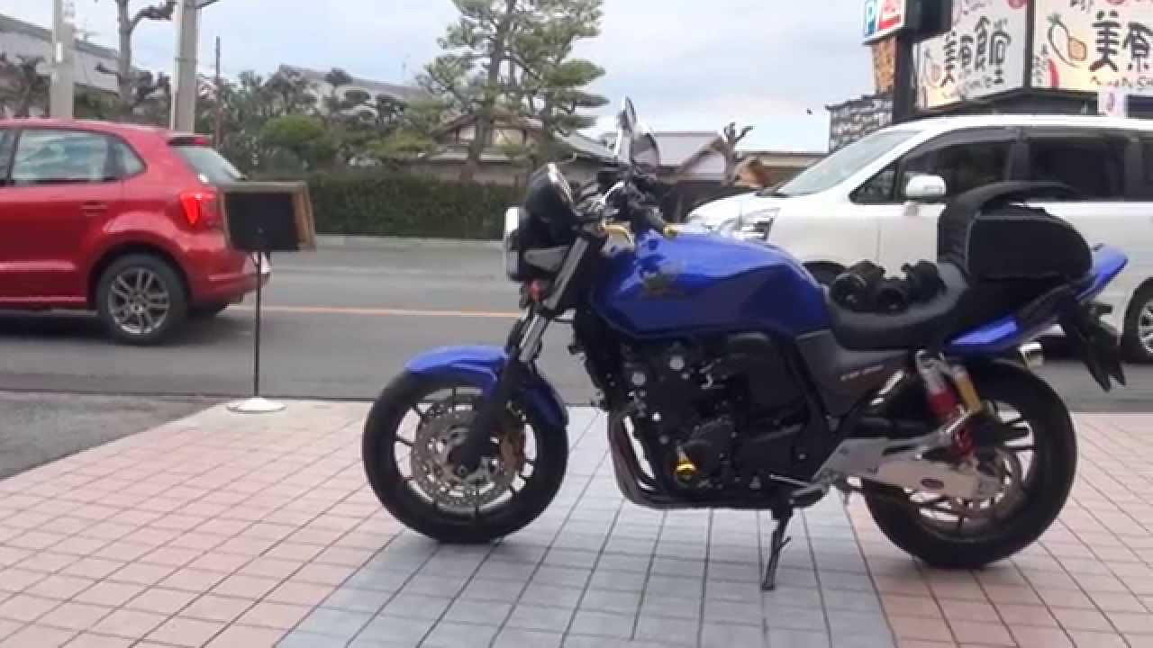 2014 Honda CB400F(Japan) - YouTube |Honda Cb400 2014