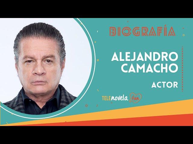 Biografía Alejandro Camacho