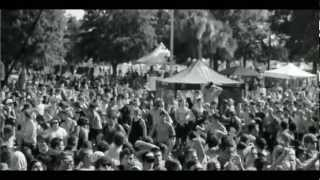 Memphis May Fire Without Walls Warped Tour 2012 Live Music Video