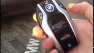 видео Дистанционное управление автомобилем