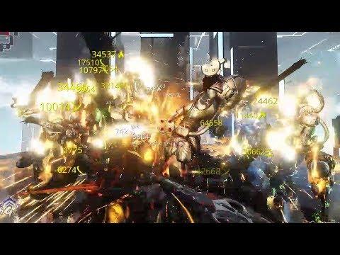 Short Clip: INSANE DAMAGE! Madurai Void Radiance (x20 level 115 Heavy Gunners)