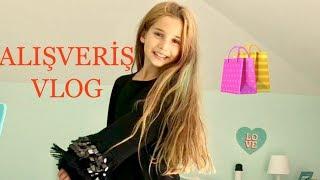 Alışveriş Vlog. Ecrin Su Çoban Sonbahara Hazırlık Alışverişi. 🛍