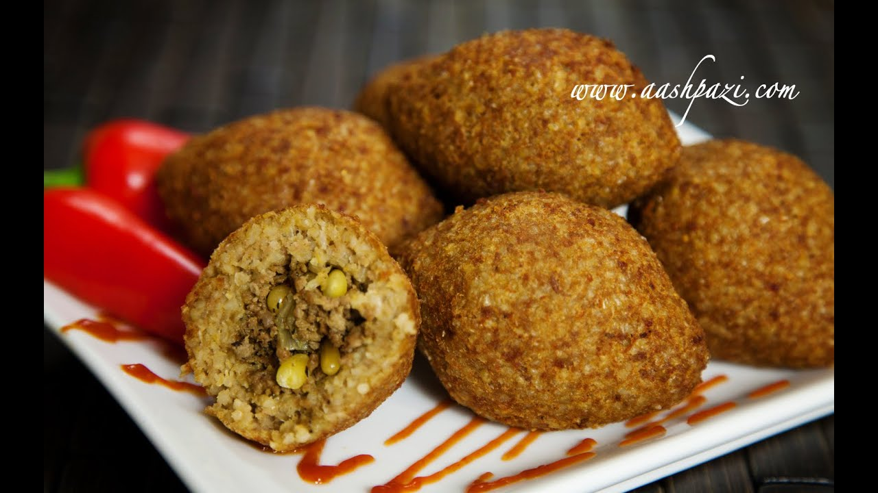 Kibbeh kibe recipe youtube forumfinder Image collections