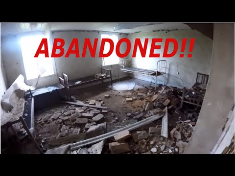 This place feels posessed!! Haunted Abandoned children
