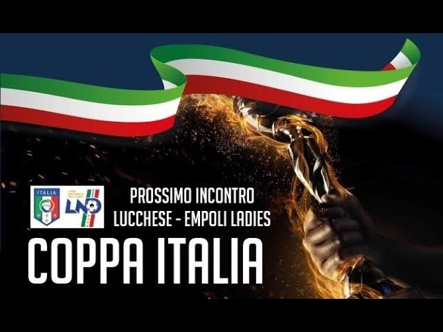ACF Lucchese Femminile - Empoli Ladies 0-3