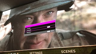 "Saving Private Ryan"" 4K Bluray - Saving Projector BenQ"