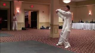 Tim Loomis Tai-Chi 7 Step Yang Form