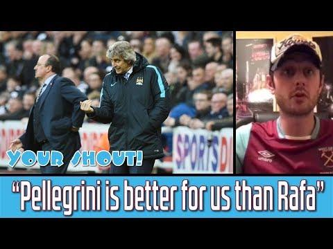 Rafa wouldn't have attacked like Pellegrini
