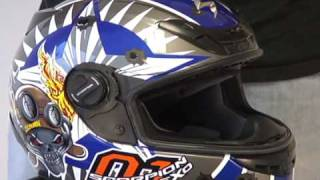 Scorpion EXO-400 Helmet Review from Sportbiketrackgear.com